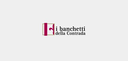branding ✏️ i banchetti della contrada
