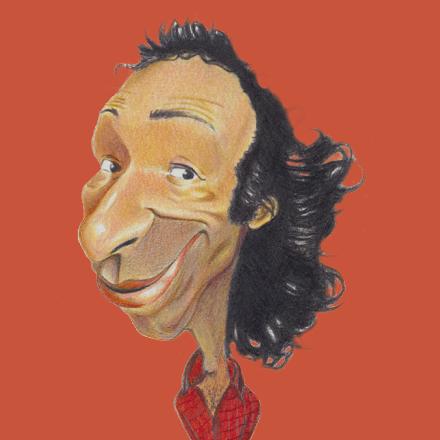 Caricatura | Roberto Benigni
