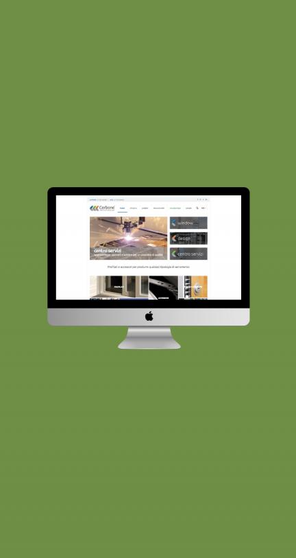 web design 💻 gruppo cerbone
