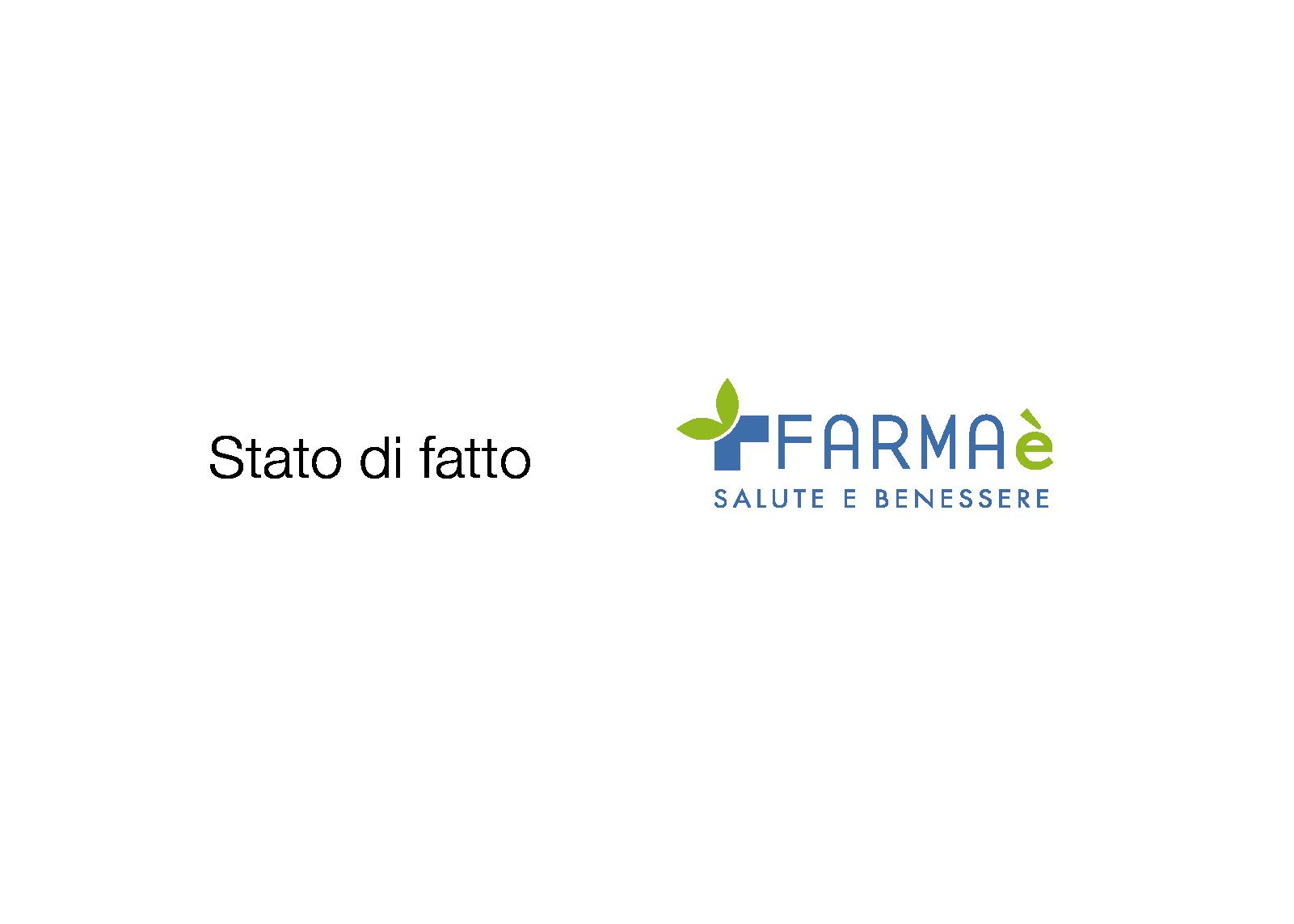 Farmae Salute E Benessere Restyling Logo Badred